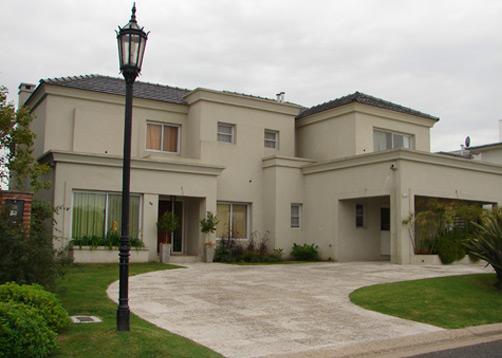 Fredi llosa y arquinova casas casa estilo actual - Casas con estilo ...