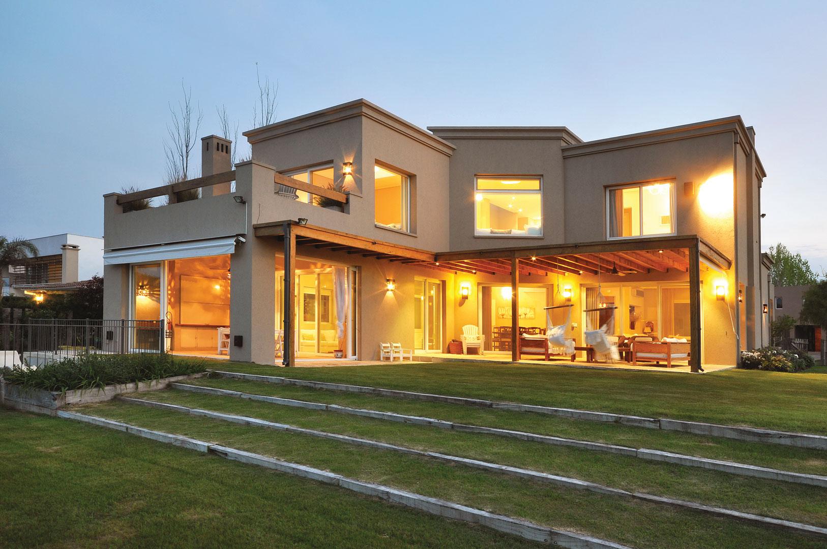 clari clari arquitectos casa estilo actual