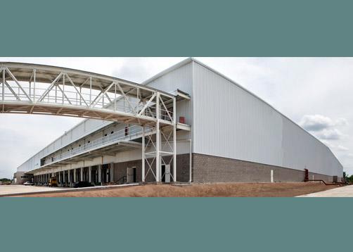Grupo dekma arquitectura e ingenier a obra industrial - Arquitectura e ingenieria ...
