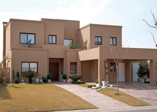 Fredi llosa y arquinova casas casa actual estilo for Casas clasicas modernas