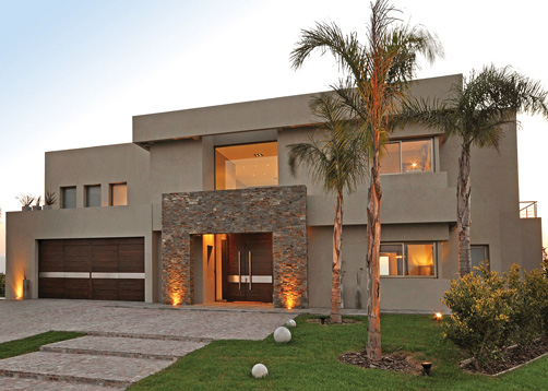Estudio jaume falc n arquitectura casa estilo for Fachadas de casas clasicas modernas
