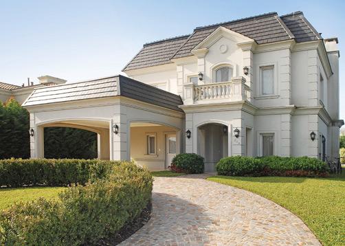 Fotos de casa estilo americano maric pictures to pin on - Casas estilo americano ...