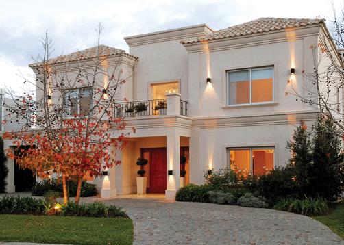 arquitecto daniel tarr o y asociados casa estilo cl sica