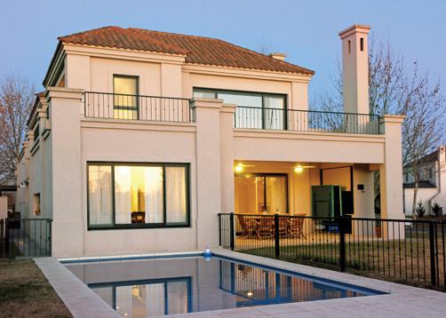 1000 images about casas on pinterest buenos aires - Casas con estilo ...