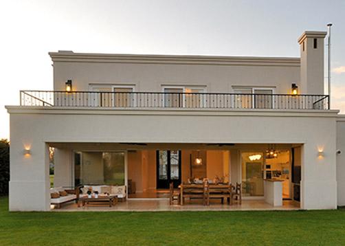 Marcela parrado casa estilo actual c sico arquitecto for Homify galerias