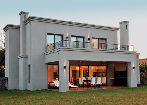 Marcela parrado arquitectura casa estilo actual - Casas clasicas modernas ...
