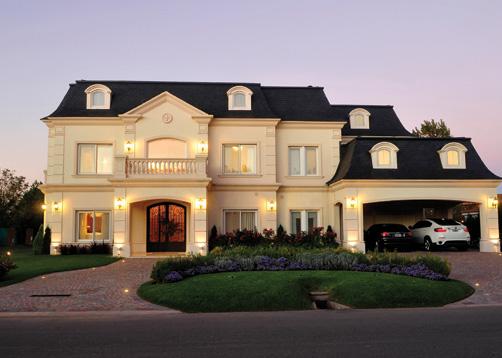 fern ndez borda arquitectura casa estilo cl sico franc s