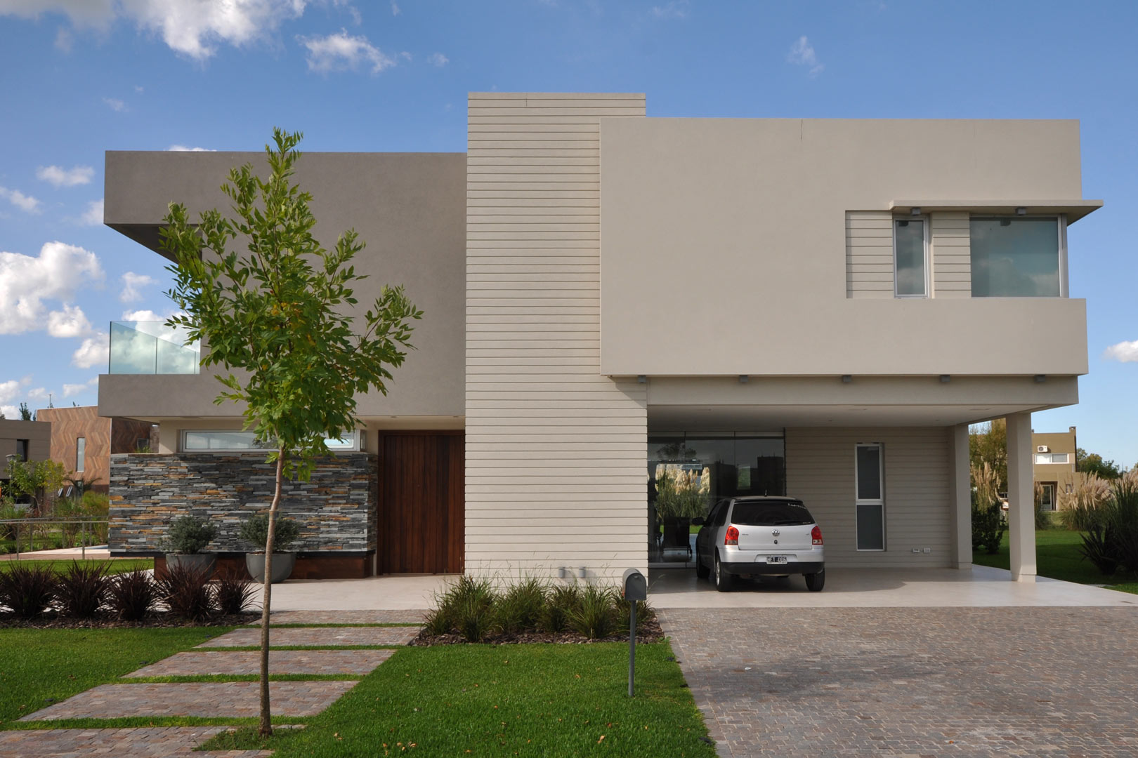 Galeria fotos alberto gonz lez arquitectos casa - Fotos de recibidores de casas ...