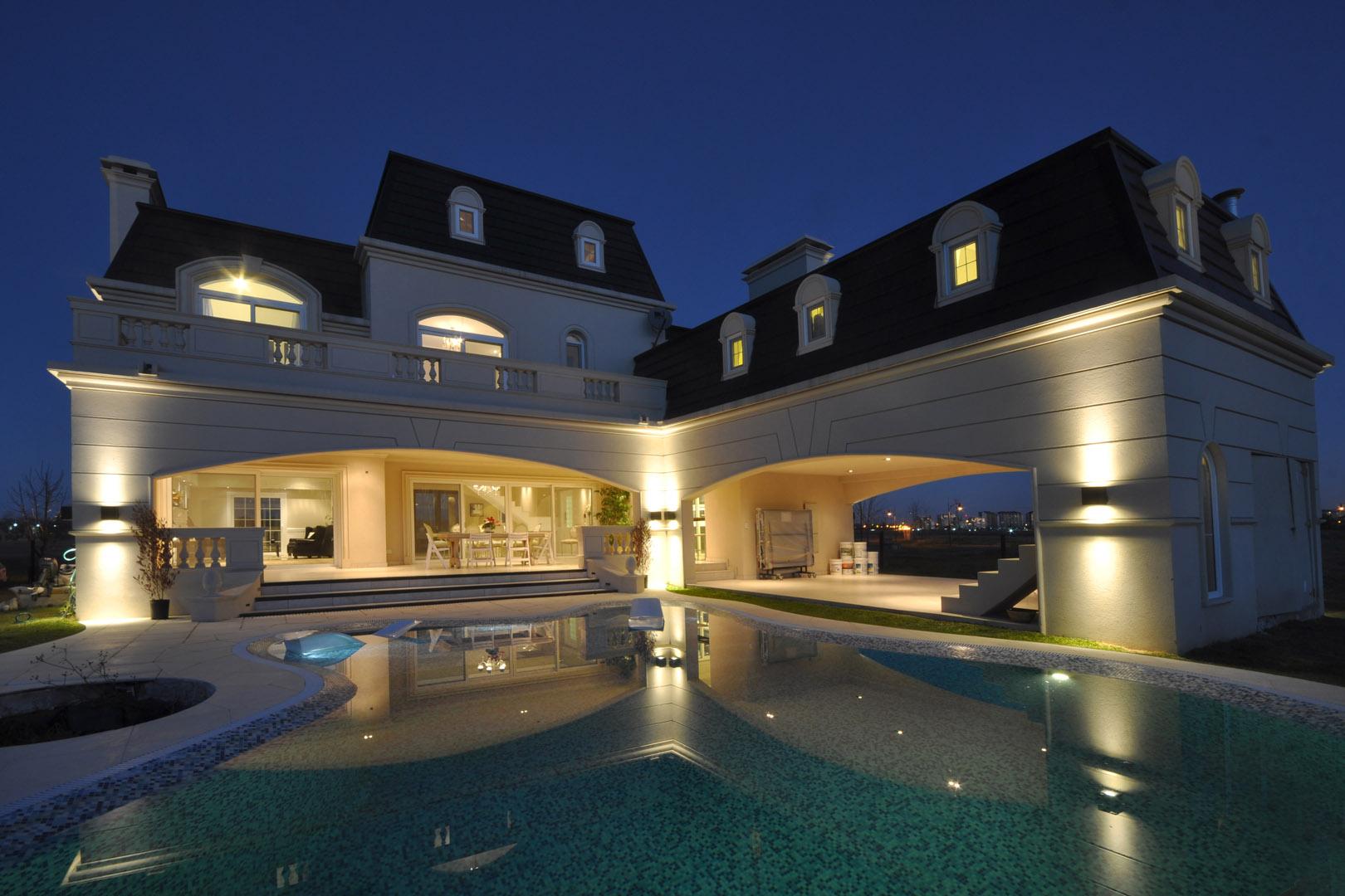 Estudio a r arquitectos casa mf francesa portal de - Estudio 3 arquitectos ...