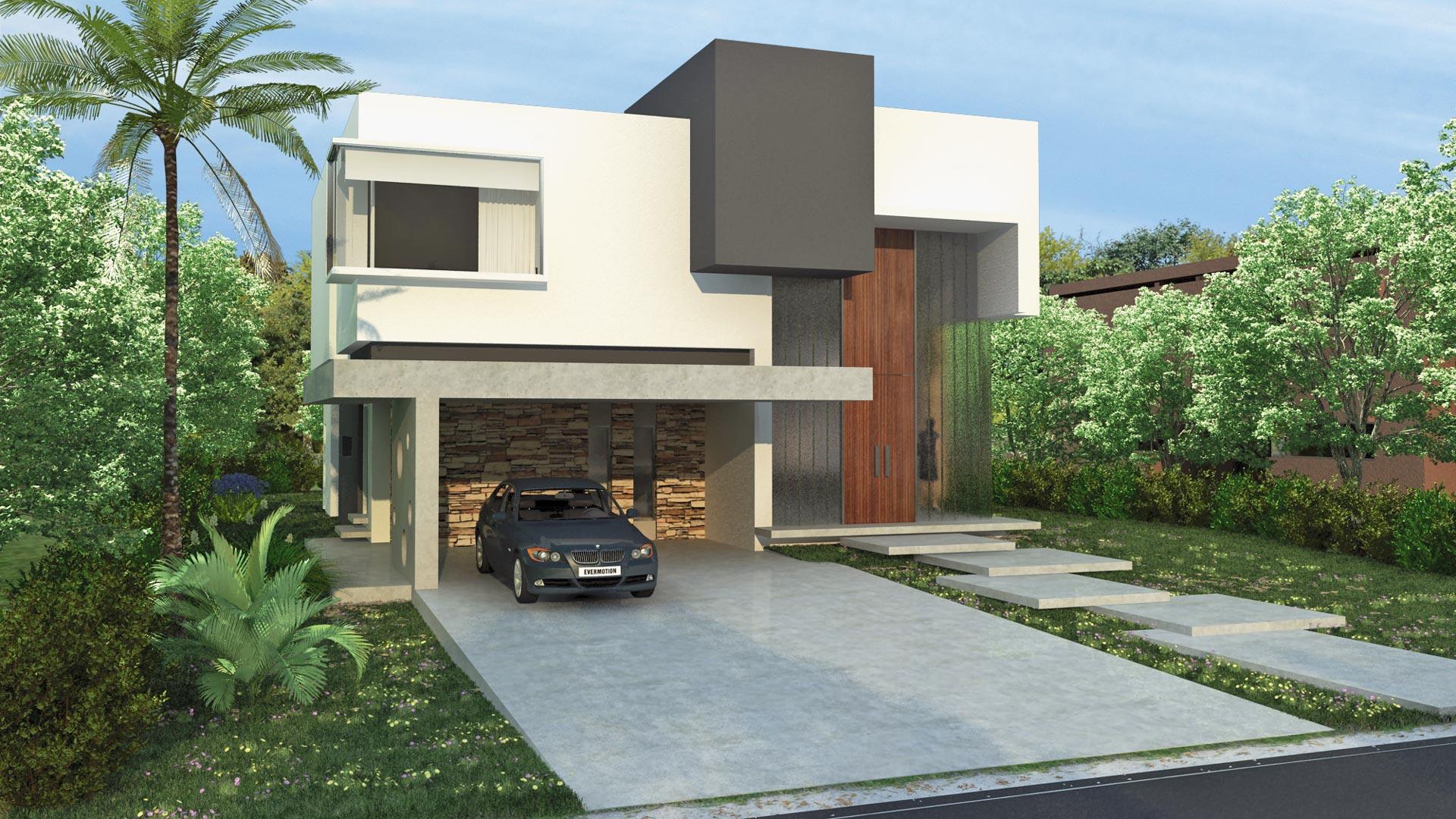 Estudio a r arquitectos casa sl racionalista portal - Estudio 3 arquitectos ...