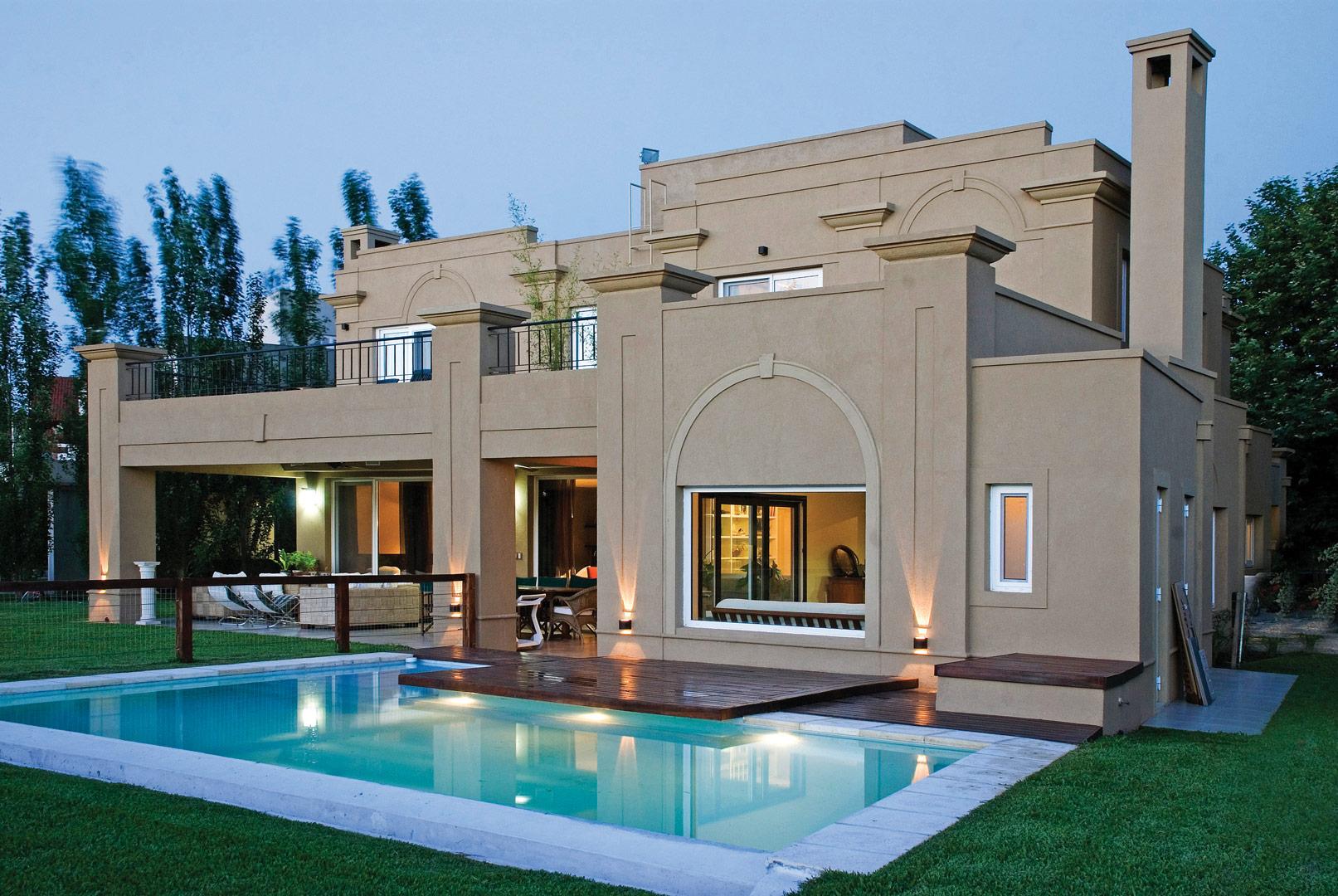 Residencia nivel a plus portal de arquitectos for Portal de inmobiliarias