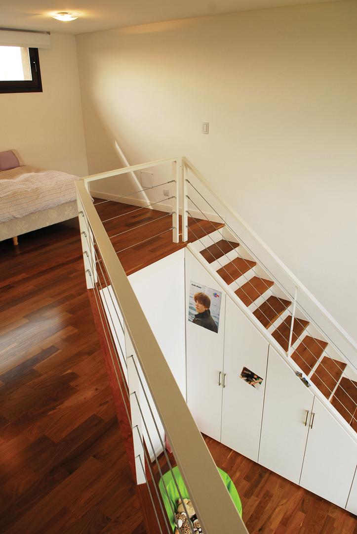 Estudio gamboa casa estilo racionalista portal de - Estudio de arquitectos ...