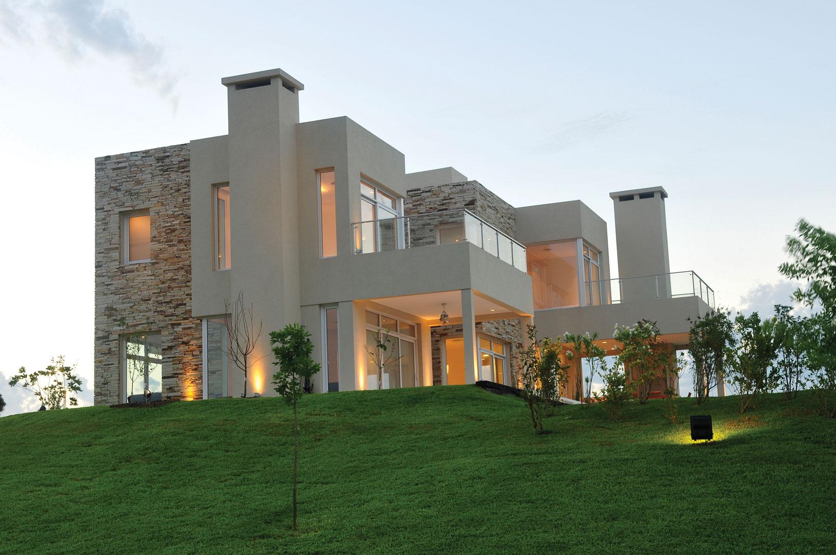 Estudio gore casa la aleteada estilo moderno portal de - Estudio de arquitectos ...