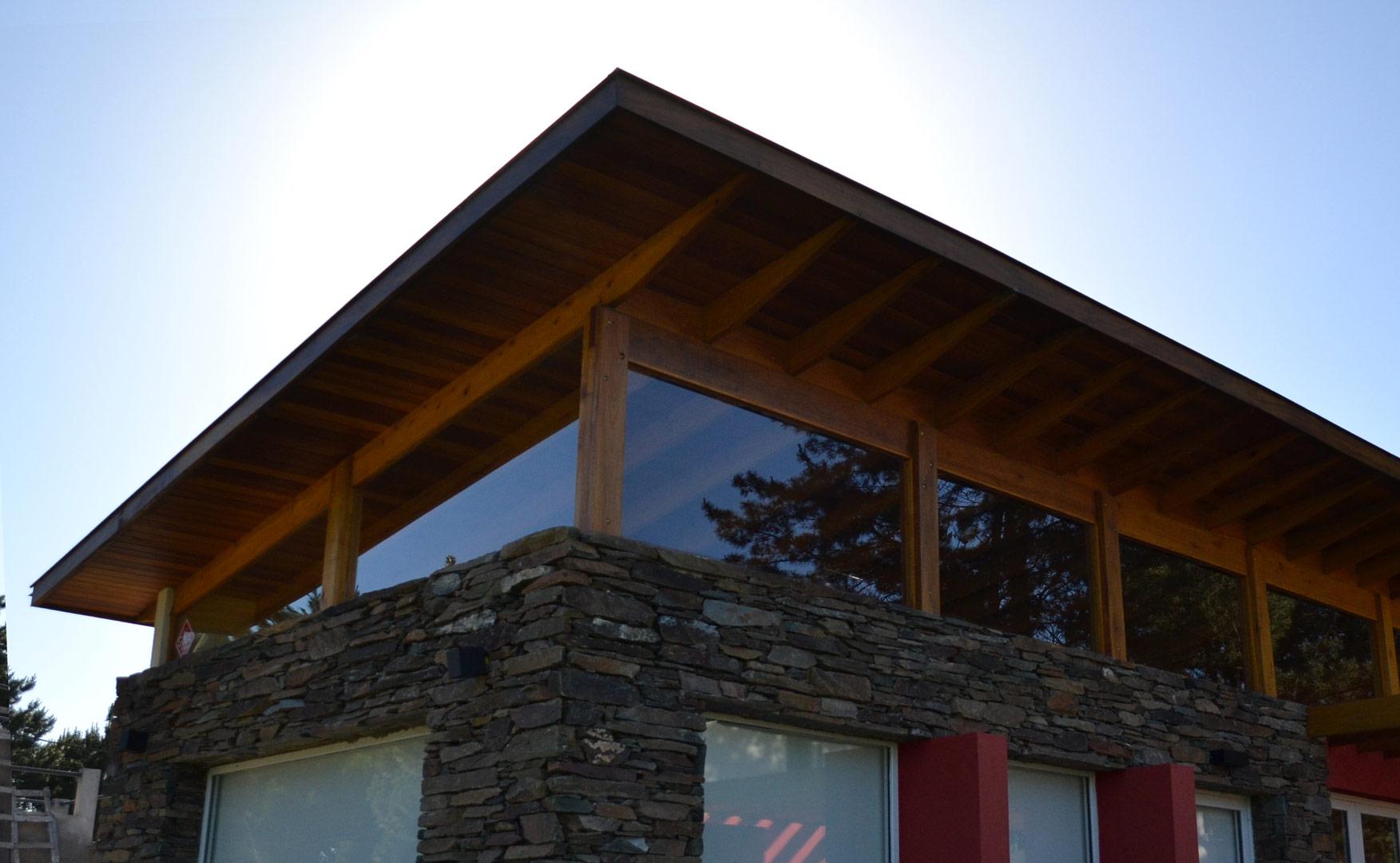 Estudio moir arquitectos casa estilo actual for Estudios de arquitectura la plata