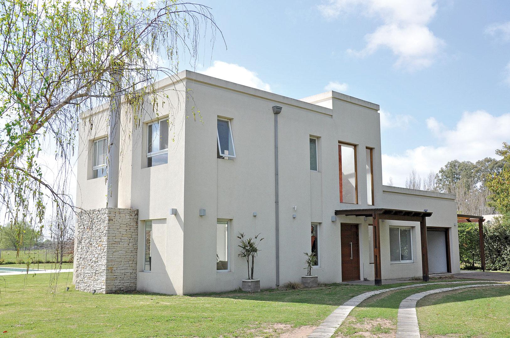 Estudio ms fl casa estilo actual arquitectos portal - Estudio de arquitectos ...