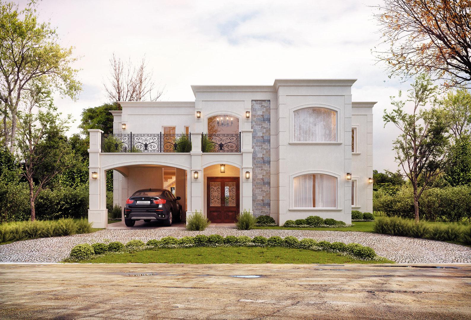 Fachadas de casas clasicas amazing casas clasicas with fachadas de casas clasicas beautiful - Casas clasicas modernas ...