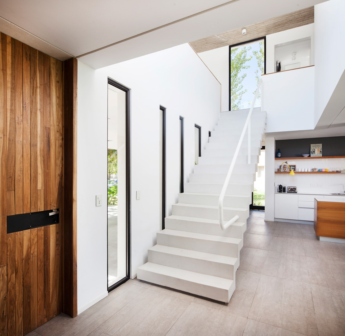 Estudio pka arquitectura casa estilo actual racionalista - Estudios de arquitectura en cordoba ...