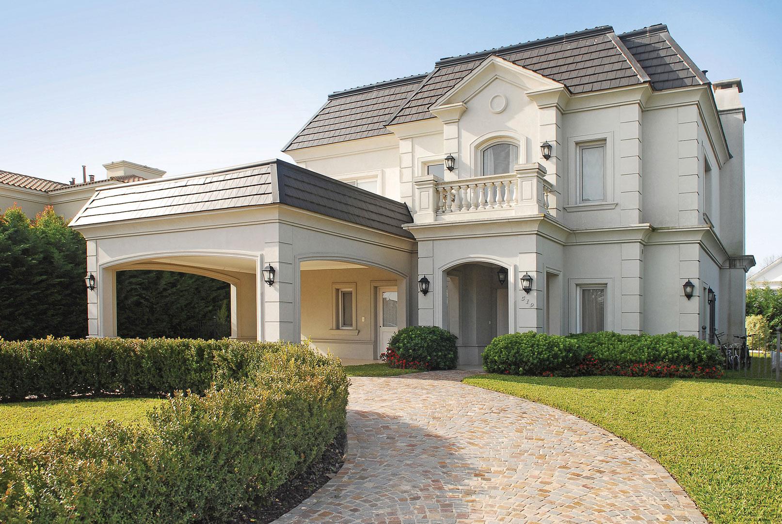 Galeria fotos fern ndez borda arquitectos casa estilo for Casa de arquitecto moderno