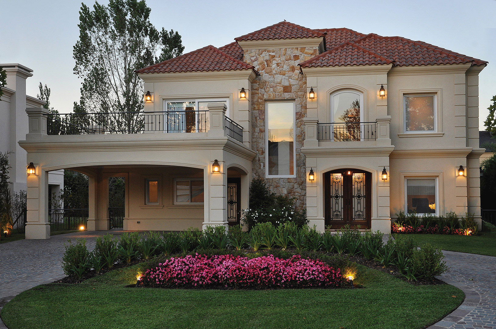 Galeria fotos fern ndez borda arquitectura casa estilo for Arquitectos para casas