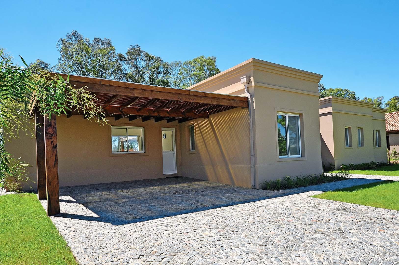 Fernando mart nez nespral casa estilo campo argentino for Portal de arquitectos casa de campo