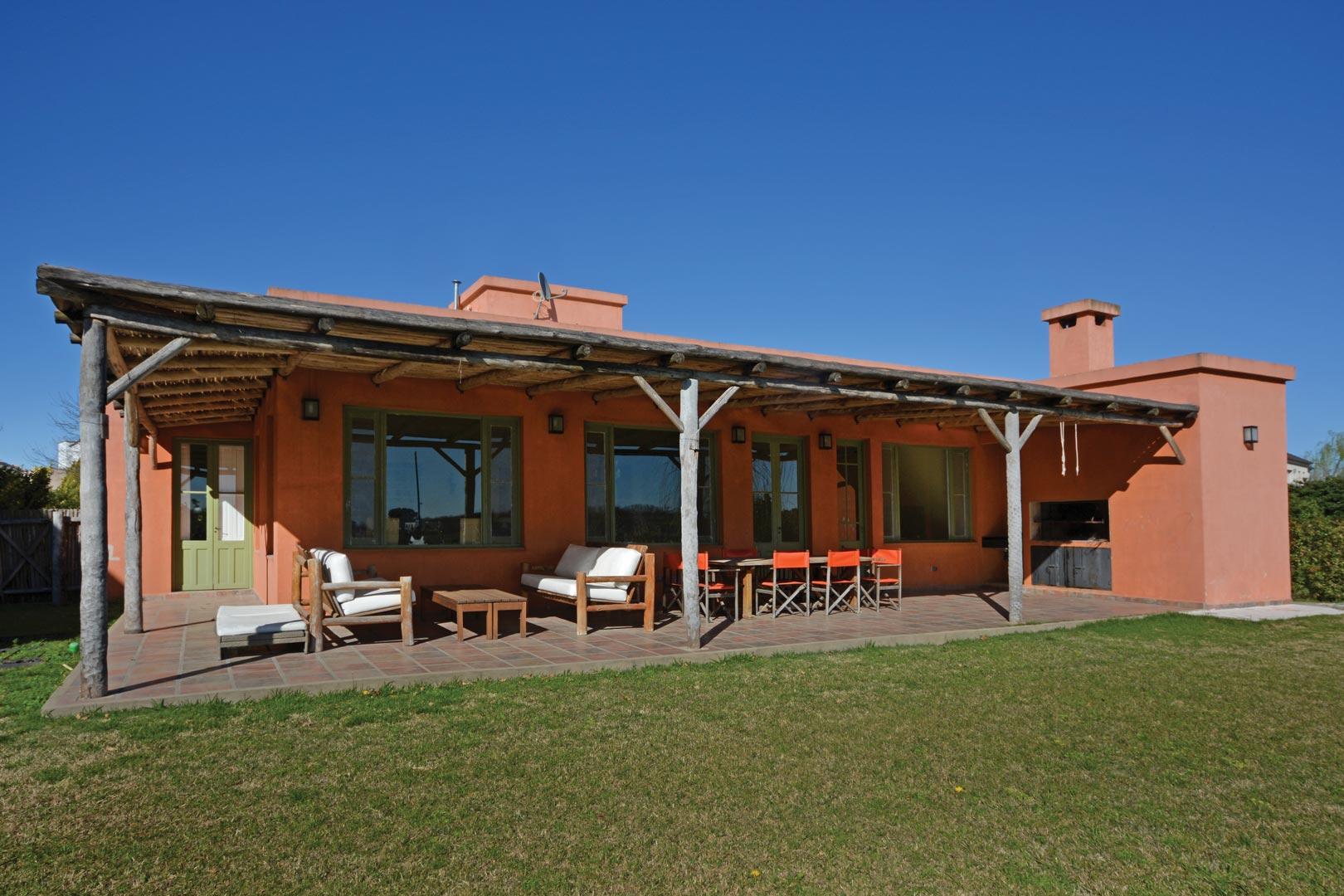 Fernando martinez nespral casa estilo campo portal de - Casas con estilo ...