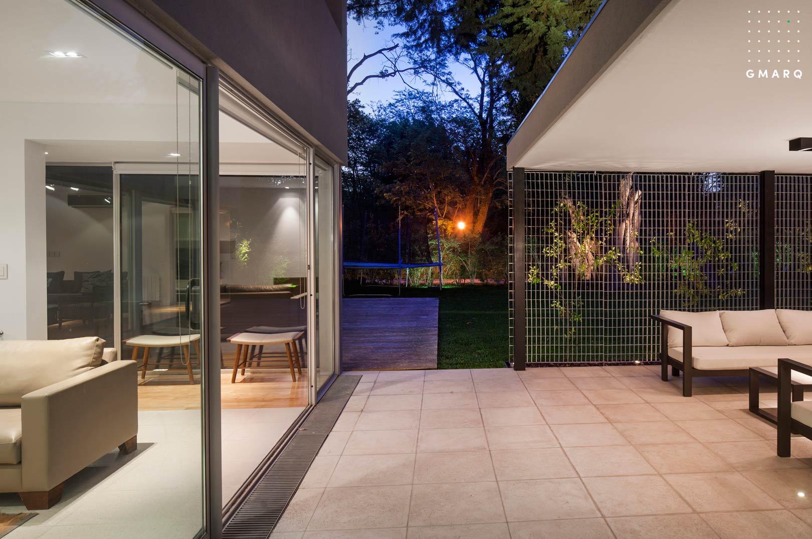Estudio gmarq casa mp estilo racionalista portal de - Estudio 3 arquitectos ...