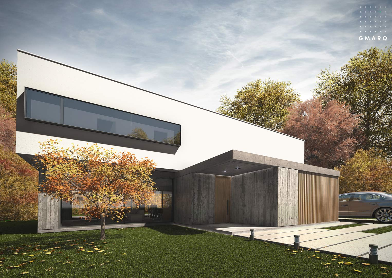 Estudio gmarq casa s estilo racionalista portal de - Estudio 3 arquitectos ...