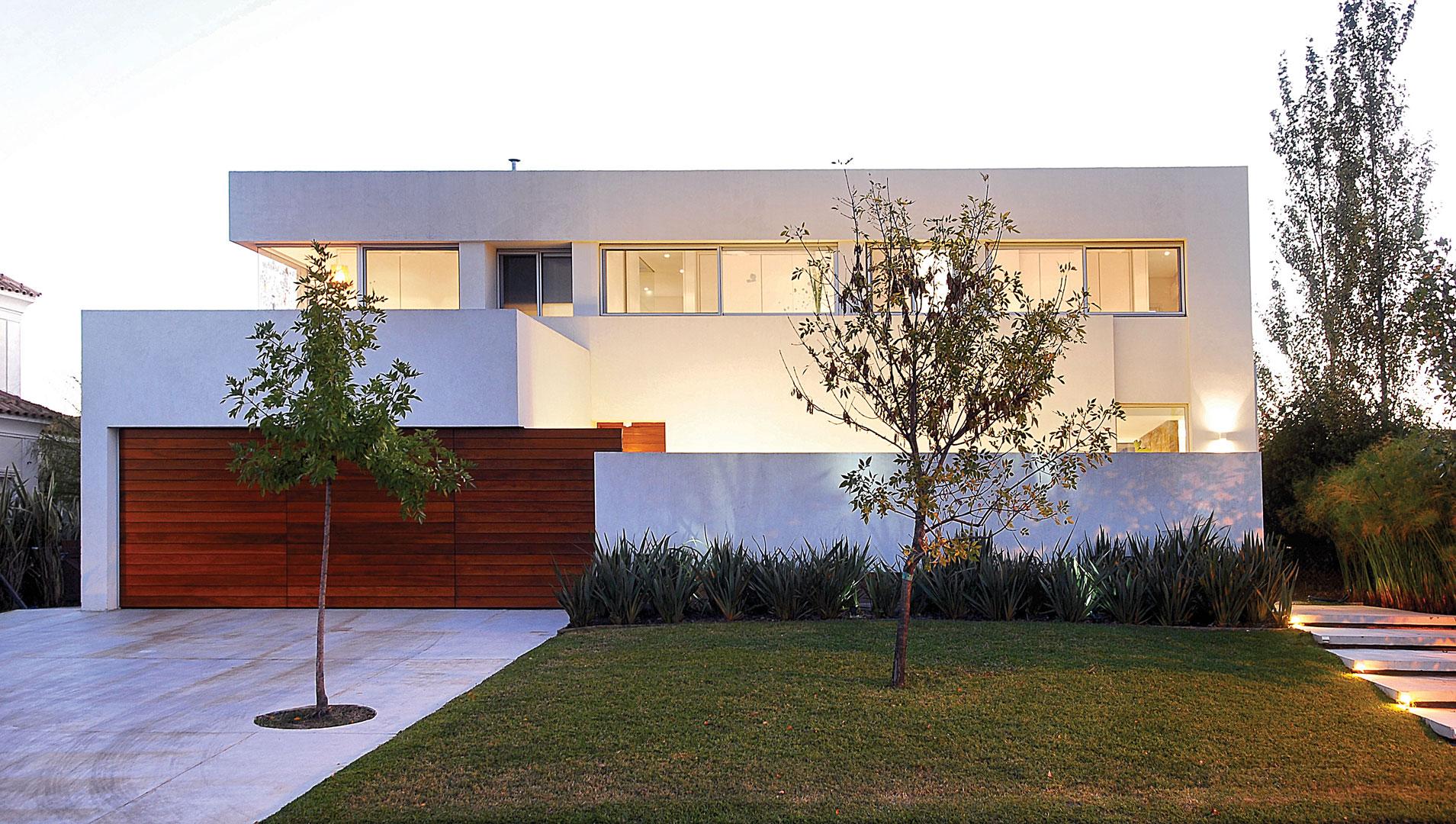 Id estudio de arquitectura casa estilo actual for Casa estudio arquitectura