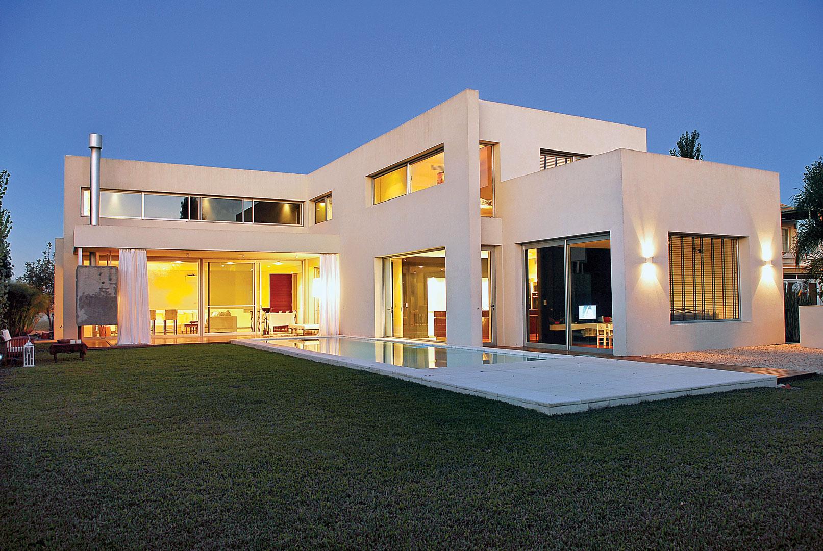 id estudio de arquitectura casa estilo actual
