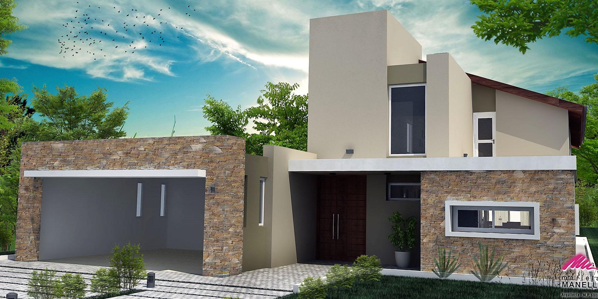 Mariela manelli estudio de arquitectura casa estilo for Estudio de arquitectura
