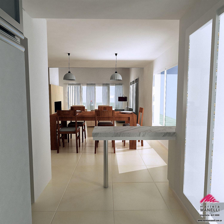 Mariela manelli estudio de arquitectura casa estilo for Estudios de arquitectura famosos