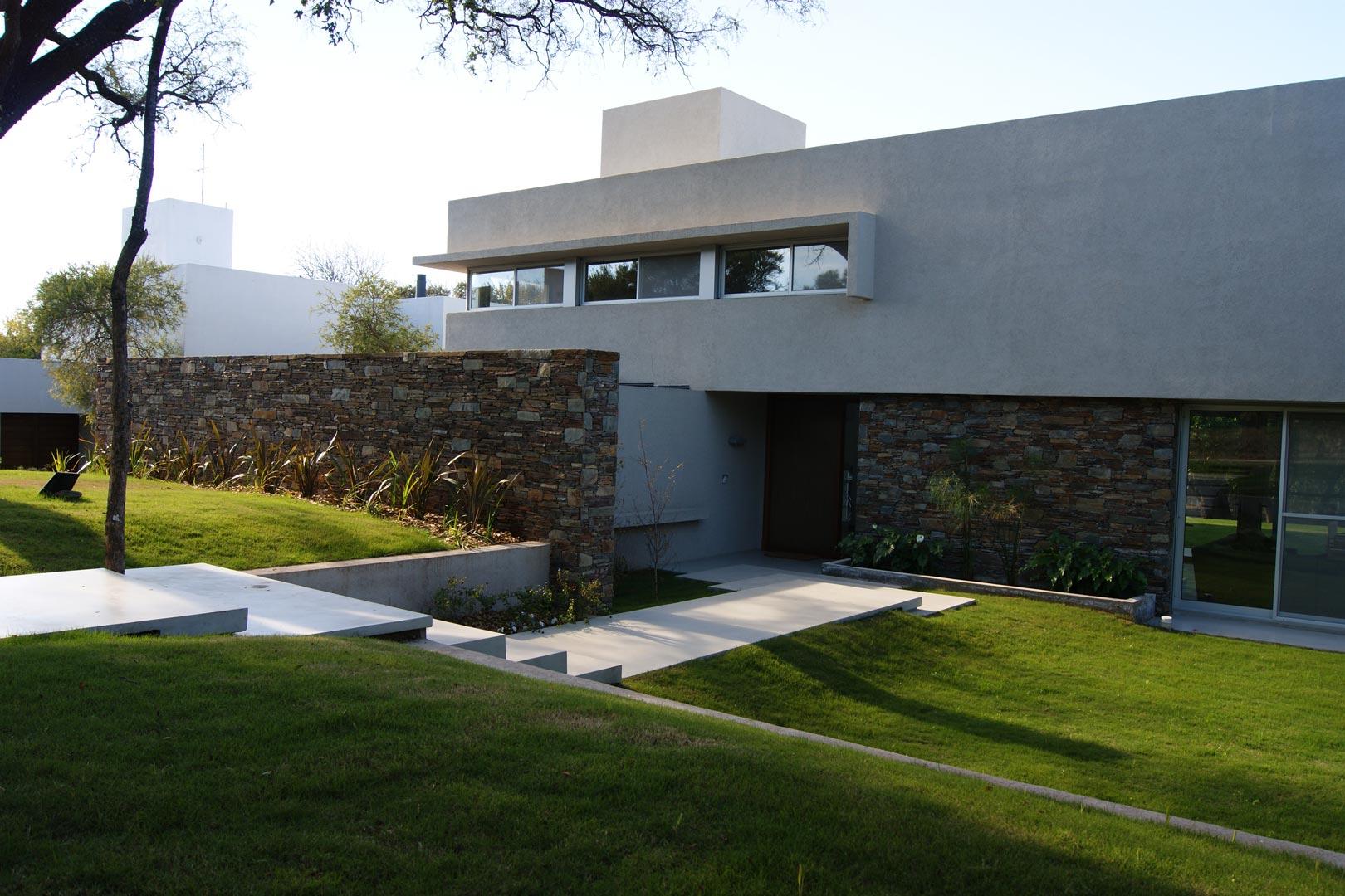 Palmero vucovich arquitectura y desarrollos casa estilo for Arquitectura racionalista