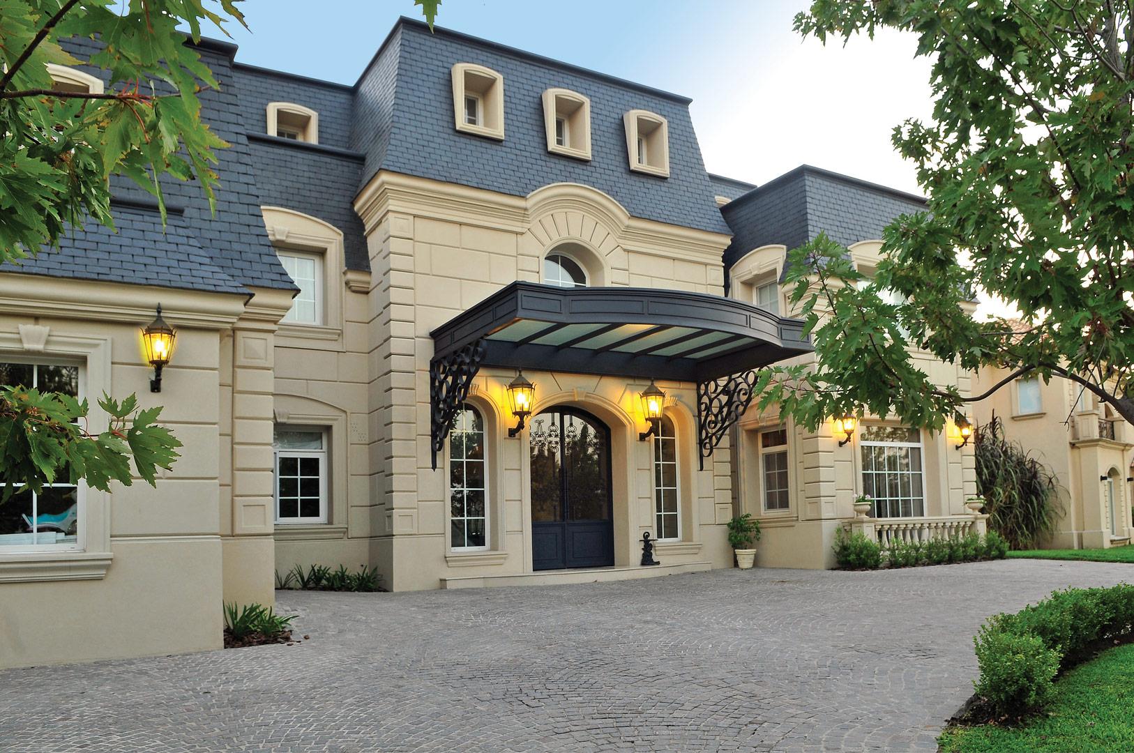 Patricia giannini casa estilo cl sica franc s portal for Casa clasica baruta
