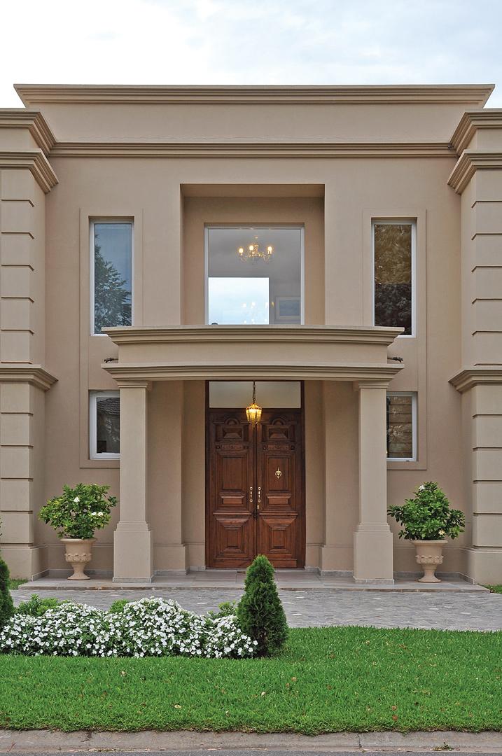Pavloff regalini asociados estudio de arquitectura for Colores para afuera de la casa