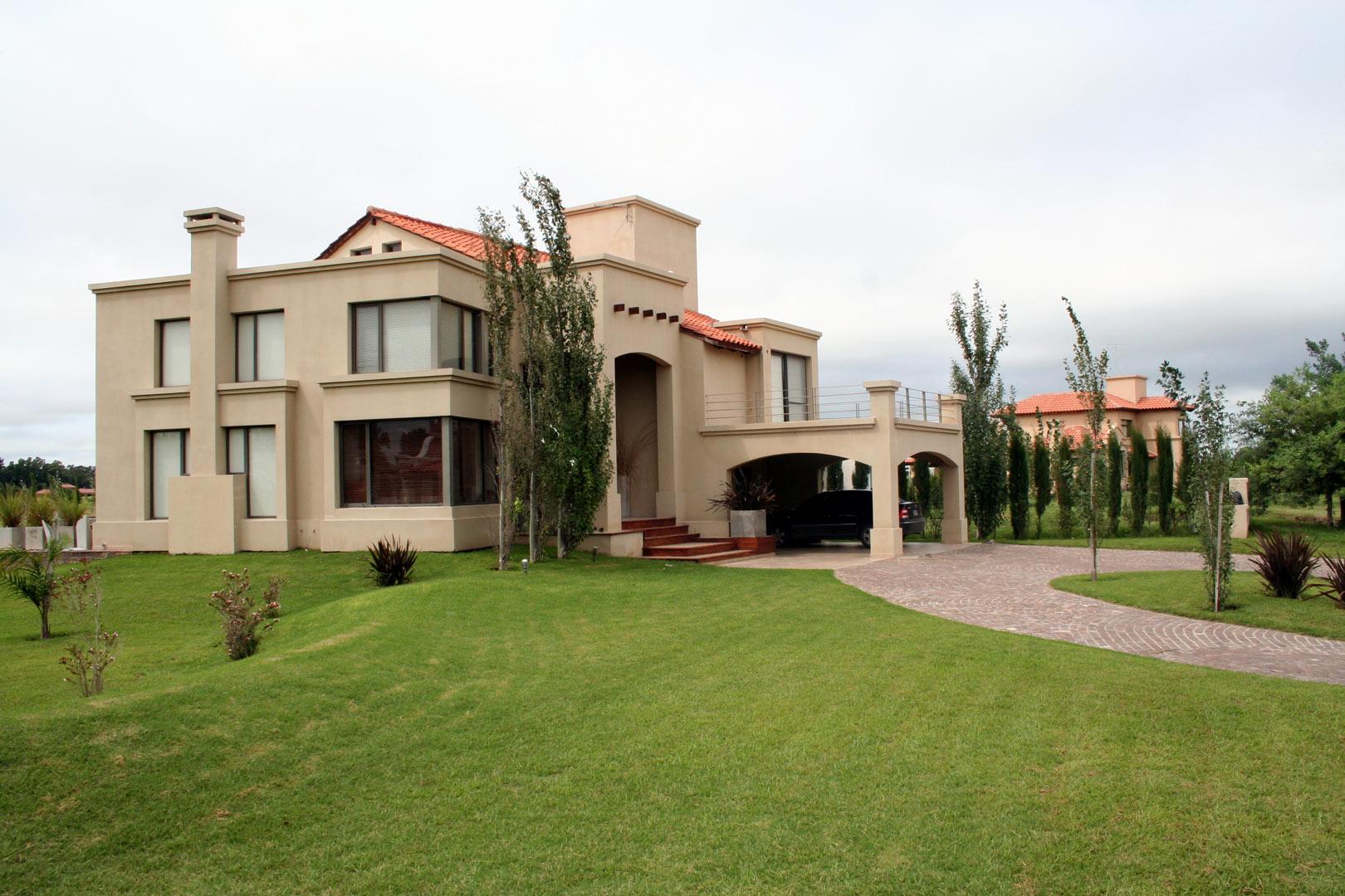 Pinasco Arquitectos - Casa estilo actual - Portal de Arquitectos