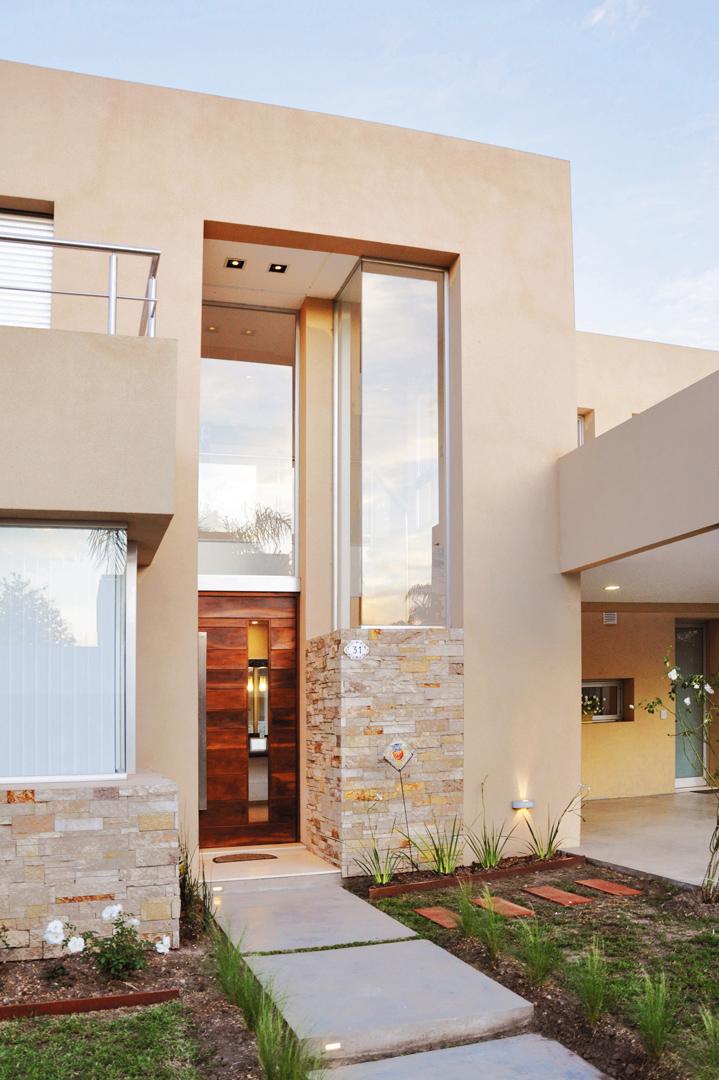 Estudio ploa arquitectos casa en funes hill portal de - Estudio de arquitectos ...