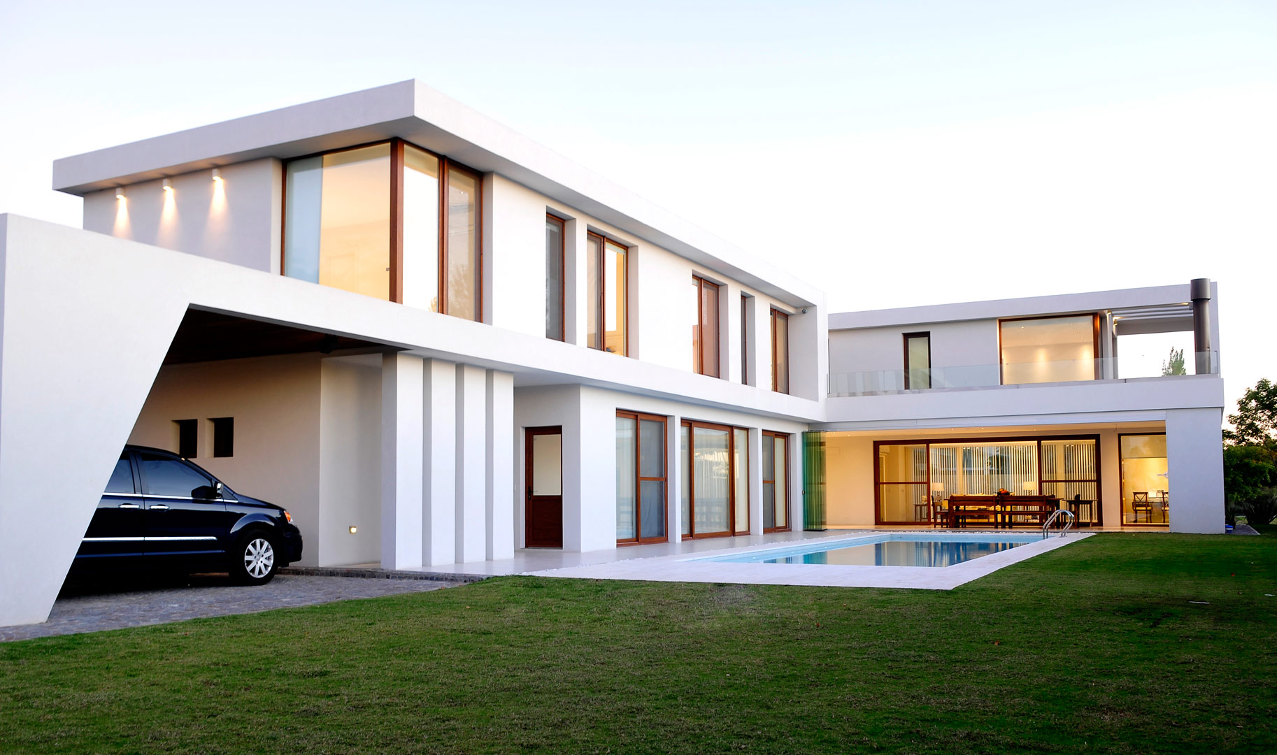 Ram rez arquitectura casa estilo racionalista portal for Definicion de estilo en arquitectura