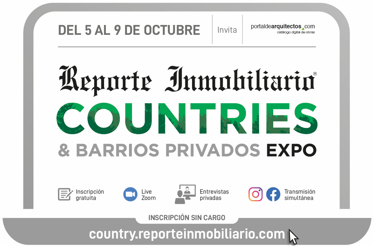 expo countries y barrios privados